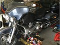 Harley Davidson anniversary Electra-glide Classic 4600 miles Many upgrades done Also includes tak