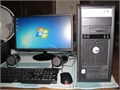 Dell GX620 has a Pentium 4 Dual Core 360 Hyperthreading processor 4gb of memory 300gb Sata hard d