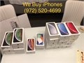 We buy iPhonesAny quantity any carrierNew or UsediPhone 8 8 plus X Xr Xs Xs MaxNo stol