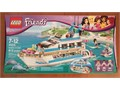 LEGO Friends Dolphin Cruiser great condition used once includes all pieces and instructions