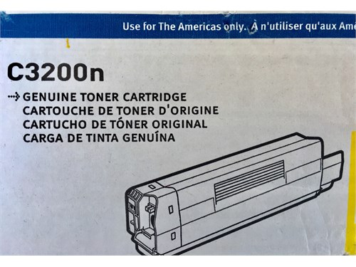 OKI C3200N Toner Cartridg