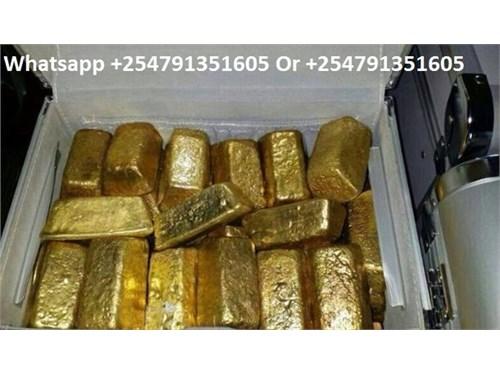 Raw Gold Pure Rough Uncut