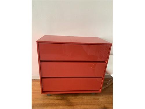 CB2 dresser