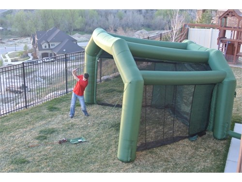 Inflatable Golf Cage Rent