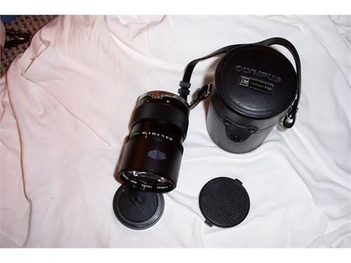 Olympus 135mm f2.8 lens