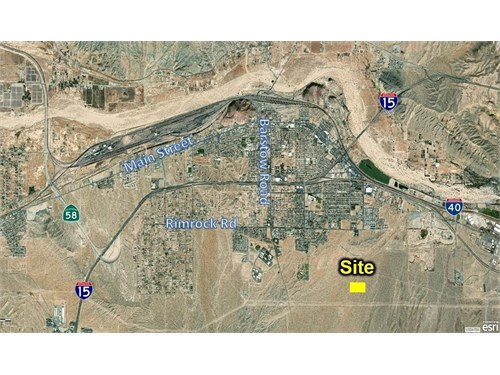 20 Acres in  -Barstow