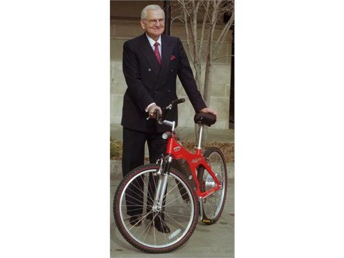 EV Global E-Bike Barn Fin