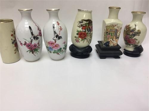 small flower pots sets 6