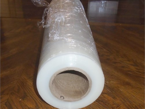 Four Rolls of Shrink Wrap