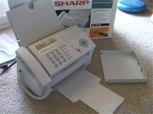 SHARP UX-B700 BusinessFAX