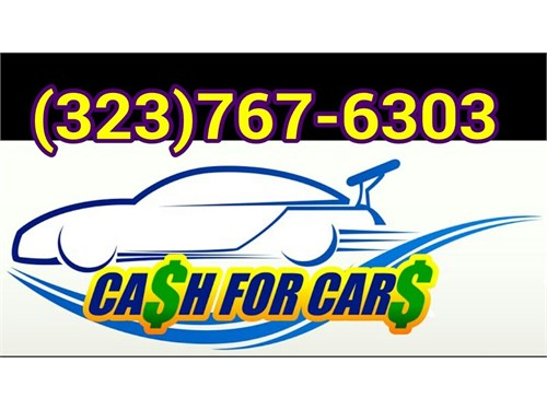 CASH FOR JUJNK CARS