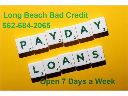 LongBeach Bad Credit Loan