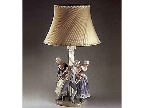 Lladro Table Lamp