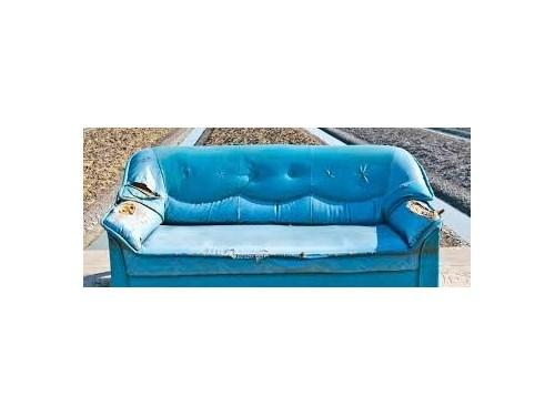 Removal of Couch