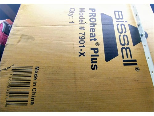 Bissell Proheat Plus 7901
