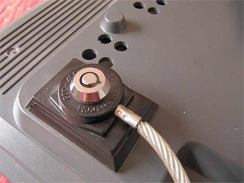 Computer / Projector lock