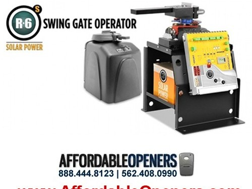 VIKING Solar Gate Openers