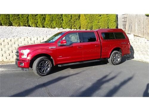 2015 Ford Lariet Crew 4X4