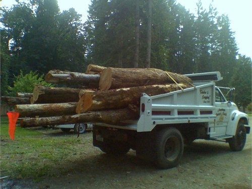 FIREWOOD SALES Pacific NW
