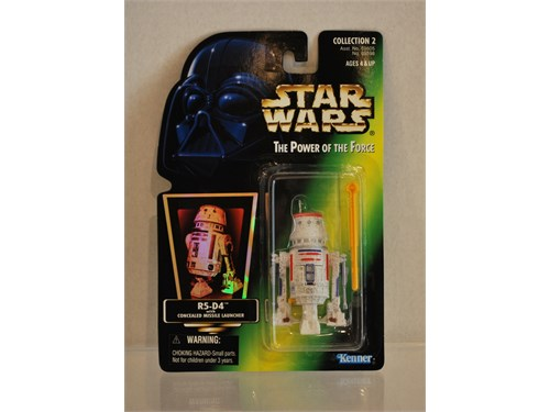 2 Star Wars Figures $10