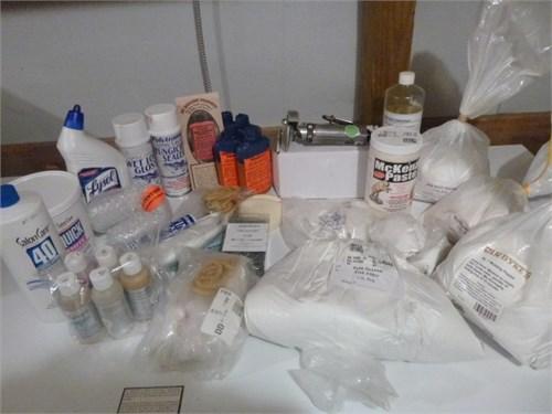 Taxidermy Tools/Supplies