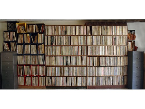 WANTED: VINYL RECORDS