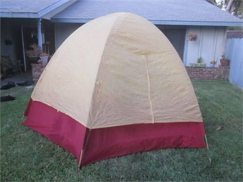 Family Dome Tent 12' dia
