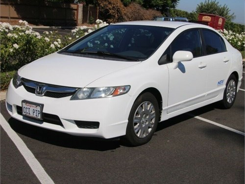 2010 Honda Civic CNG