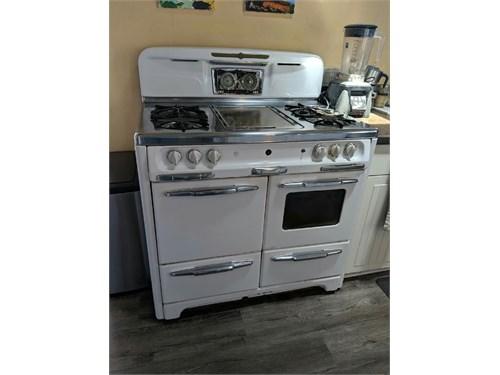 wedewood stove C,P,