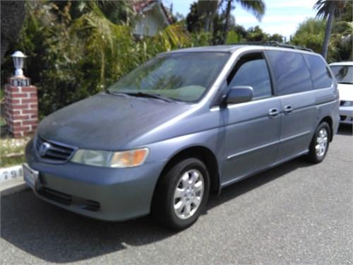 Used 2002 Honda Odyssey