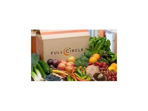 Organic Fruits & Veggies
