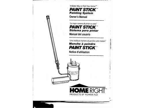 Paint House System