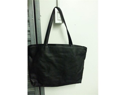 New Black Large Tote