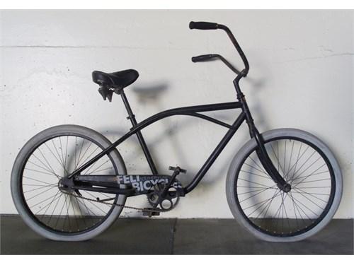 BICYCLE FELT SLANT SOCAL