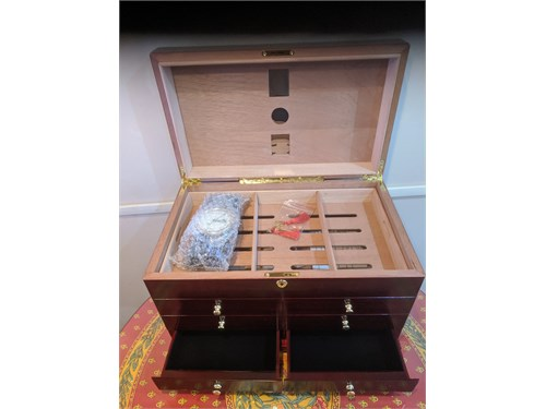 Ravello 300 Cigar Humidor