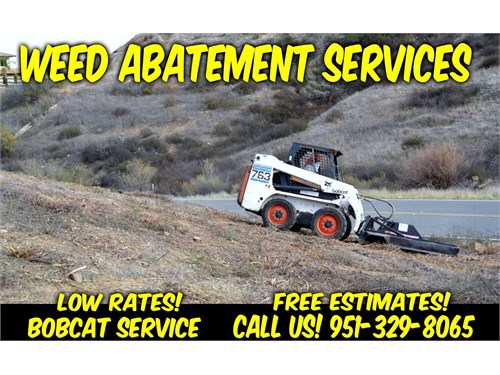Affordable Weed Abatement