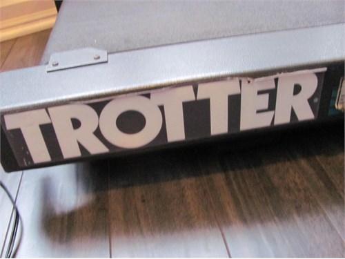 TROTTER Cybex Treadmill -