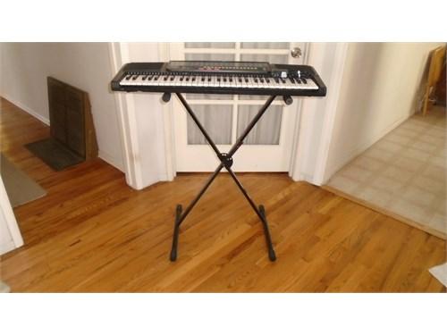 Casio keyboard CT-638