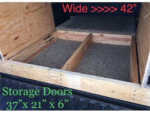 Liner Flat Storage $40