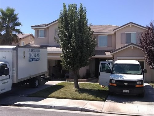 jb enterprises movers