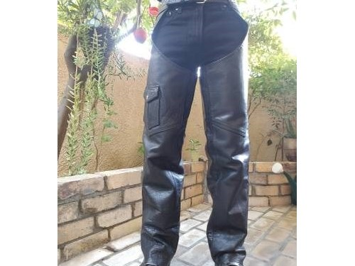 Leather Chaps 4 star