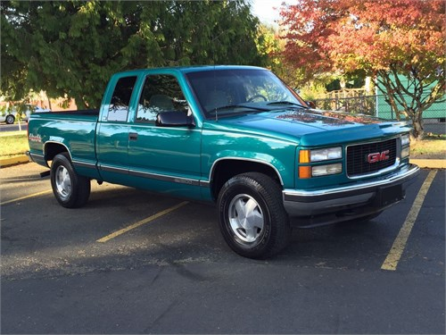 1996 GMC Sierra 1500 SLE