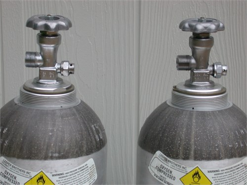 Oxygen Cylinders 40 cu.ft