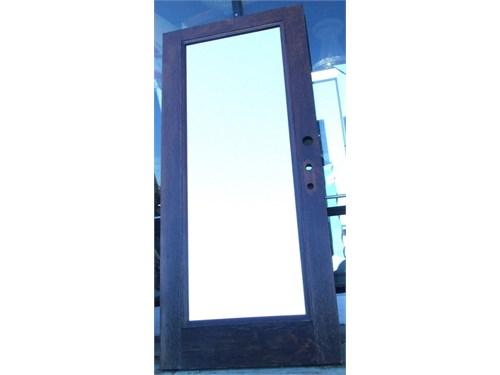 MIRROR ANTIQUE DOOR 3'x7'