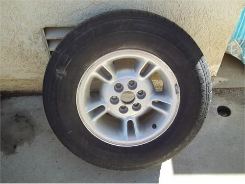 6 lug Dodge Dakota/Durang