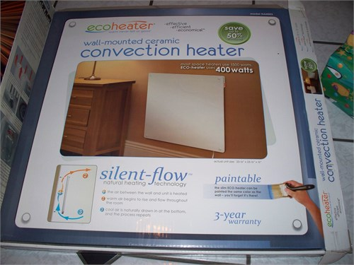 eco convection heater