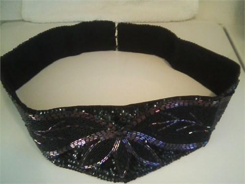 Belt- Vintage beaded belt