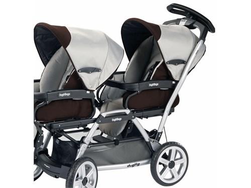 Italian Duette stroller