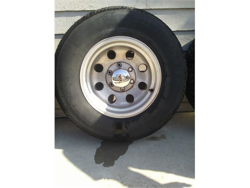 "15"" MasterCraft/MB rims"