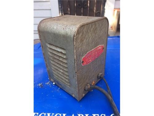 Vintage 6Vbattery Charger